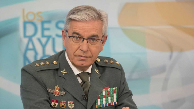 Manuel Sánchez Corbí, condemnat per tortures a membre d'ETA, a un programa d'entrevistes de La 1