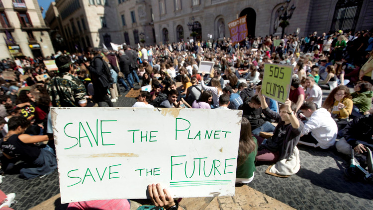 Save the planet. EFE