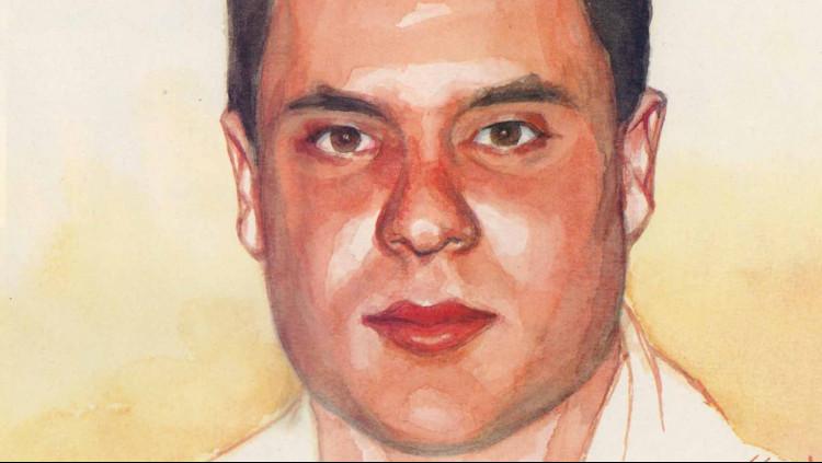 Retrat del jove Guillem Agulló| Salvador Llosà