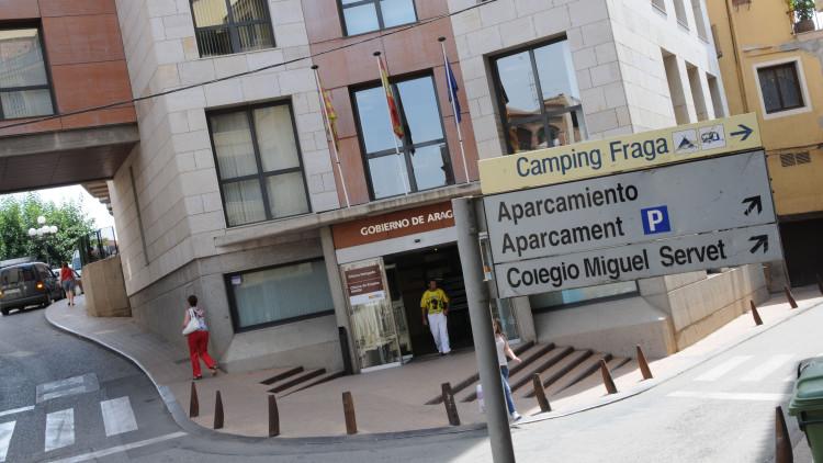 Una població de la Franja de Ponent | Prats i Camps